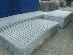 Welded Mesh Livestock Panels: Hog, Cattle, Horse, Sheep and Goat