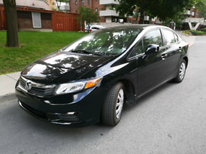 2012 Honda Civic ***Automatic, Bluetooth, Toit ouvrant***