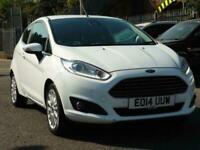 2014 Ford Fiesta 1.0 EcoBoost Titanium X (s/s) 3dr Hatchback Petrol Manual