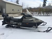 EXCELLENT SNOWMOBILE....EXCELLENT CONDITION