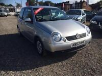 2003 VOLKSWAGEN LUPO 1.4 S AUTOMATIC LOW LOW MILEAGE