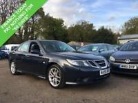 2008 58 SAAB 9-3 2.0 TURBO VECTOR AUTO 175 BHP