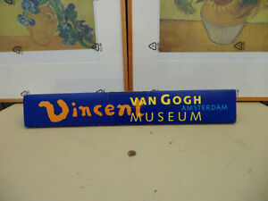 Large Vincent Van Gogh Prints Framed, $90 each. Both for $150. Prince George British Columbia image 3