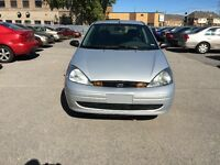 2003 Ford Focus 2.0 L,AUTOMATIQUE,A/C,TRES PROPRE,105000 KM
