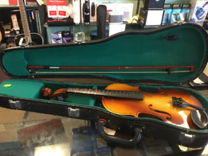 Children's  1/2 size Violin, perfect condition
