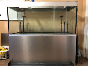 125 gallon Fish Tank, Stand and Accessories