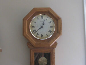 Regulator Style Clock