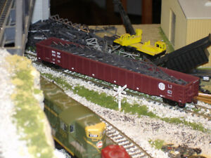 Do You Need To Haul Scrap On Your HO Scale Railroad?