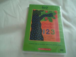 Chicka Chicka 1 2 3 DVD