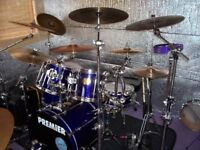 excellent drummer & guitarist with backing vocals want musicians to form top notch covers band