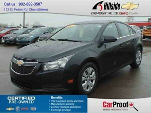 2014 Chevrolet CRUZE LT TURBO Sedan 4 Door