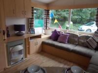3 Bedroom Static Caravan Sited North Devon 12 month season dog friendly