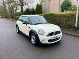 image for MINI 1.6 FIRST - LADY OWNED - IDEAL FIRST CAR - CHEAP ROAD TAX - 64.2 MPG