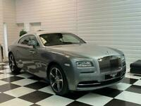 2015 15 Rolls Royce Wraith 6.6 V12 Inspired by Film Limited Edition