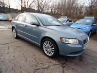 Volvo S40 2.0D SE Lux ( 1 OWNER + LEATHER SEATS + FULL SERVICE HISTORY)