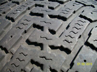 Goodyear Nordic Winter Tires 235/60R16 (Set of 4)