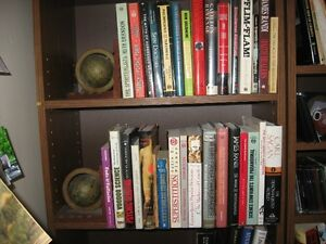 A Skeptic's Library of Books