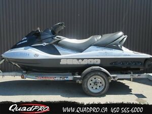 2005 BOMBARDIER Sea-Doo GTX 215 limited 29,74$/SEMAINE
