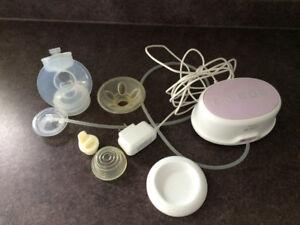 Tire-lait Avent électrique simple