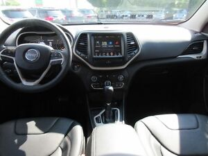 2015 Jeep Cherokee Limited FWD Peterborough Peterborough Area image 8