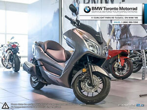 The fun and economical 2014 Honda Forza!