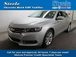 2016 Chevrolet IMPALA 2LT GM Executive Buy Back