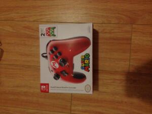 Brand New Mario Sealed Nintendo Switch Pro Controller