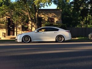 2009 Acura TL SHAWD one of a kind