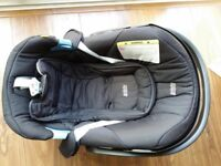 Mamas Papas ATON car seat suitable from birth
