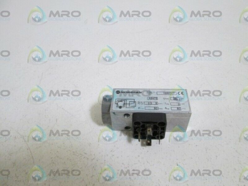 NORGREN PRESSURE SWITCH 0880317 *USED*