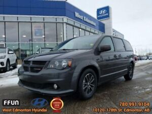 2017 Dodge Grand Caravan GT  GT-Leather- Remote Power Sliding Do
