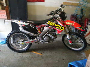 2010 Honda CRF250R  GREAT CONDITION!!