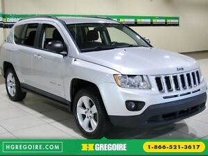 2011 Jeep Compass 4WD AUTO A/C GR ELECT MAGS