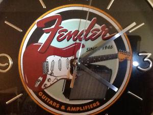 Guitar Retro Wall Clock-The Perfect Gift!