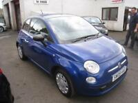 Fiat 500 1.2 POP. Full Leather Interior. 12 Months MOT. £30 Road Tax per yeat