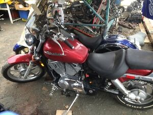 Parting Out 2002 Shadow 1100