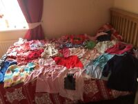 GIRLS CLOTHES AGE 3-4 IN GOOD CONDITION
