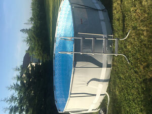 15 ft Coleman Above Ground Pool
