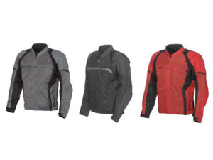 Fieldsheer Mesh Motorcycle Jacket  Perfect For Hot Summer Days