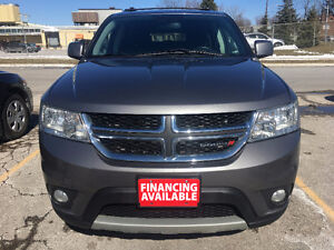 2012 Dodge journey Certified And E-Tested With Clean Car-Proof