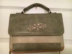 The Stone ~ Leather Purse/Handbag for Sale!