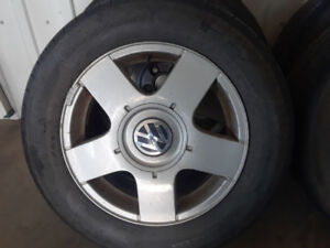 4 pneus été Pirelli P4 195/65/R15