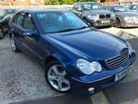 ✿06-reg Mercedes-Benz C320 CDI Auto Avantgarde SE ✿LOW MILEAGE ✿ FULLY LOADED✿