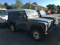 1997 Land Rover Defender 90 300tdi 71,000 miles, Galvanised Chassis, low miles!