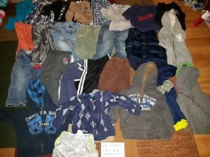 26 Items of Boys 18-24 Months