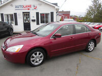 2005 Honda Accord EX Loaded Up! Leather interior $4995 Bedford Halifax Preview