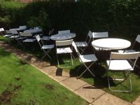 Table Chairs Event Party Tent Gazebo Marquee Hire Rent