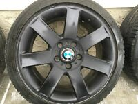 "17"" 5x120 BMW Wheels and Seasonal Tires"