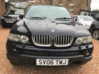 BMW X5 3.0d AUTOMATIC DIESEL BLACK EXCLUSIVE EDITION WARRANTY 12 MONTHS MOT