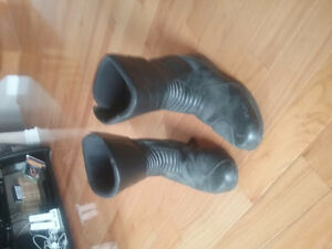 Gore tex motorcycle boots